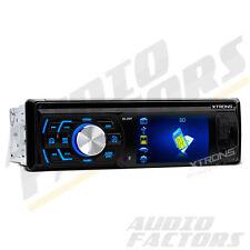 XTRONS In Dash Single DIN Car Stereo Audio Video MP3 MP4 Player FM Radio USB SD