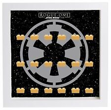 Lego Minifigures Display Case Picture Frame Star Wars Rogue One Imperial