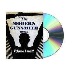 The Modern Gunsmith Volumes 1 & 2 (Gunsmithing Gun Repair Rifle Etc.) Books CD