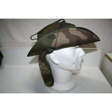 Chapeau de brousse camouflage Otan CE Armée Française modèle F2 - Neuf