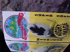"""Scum Frog 2 1/4"""" Topwater Lure SF-124 in Glow in Dark for Bass, Pike, Pickerel"""