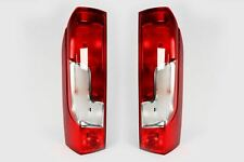 Peugeot Boxer 14- Rear Tail Lights Lamps Pair Set Driver Passenger Left Right