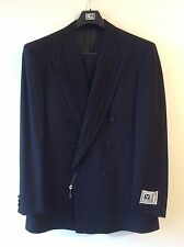 Mens Designer Gianni Versace V2 Tuxedo Dinner Evening Suit Vintage Rare NOS