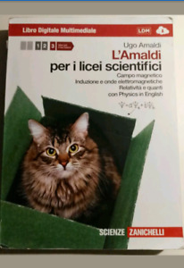Amaldi per i licei scientifici. Con interactive e-book. ISBN 9788808136558