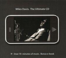 Miles Davis - The Ultimate CD (2010 CD) New
