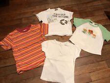 Lot 4 T shirt 18 mois, GAP KIDS, OBAIBI, TAPE A l'OEIL, TEX