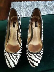 Mimco Leather Shoes Size 40