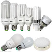 MEGAMAN Energiesparlampen E14 / E27 / GU10 / GX53 Energiesparleuchten 7W - 15W