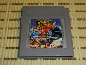 Street Fighter II 2 für GameBoy und Color und Advance