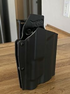 trex arms P320 holster with fork