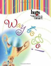 WAY TO GO!  Hugs Expressions Of The Heart, NEW 2006 Hardcover