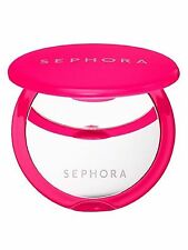 Sephora Collection Touch And Go Pink 1X-3X Flat Compact Mirror ~New In Package