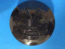 RARE VOGUE TYRES CUSTOM WHEEL BLACK CENTER CAP 89-9371 70321875F-2 P/N 89-9371