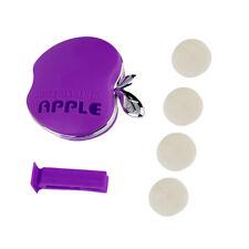 New Apple Shape Car Air Conditioning Vent Perfume Air Freshener Fragrance BLD