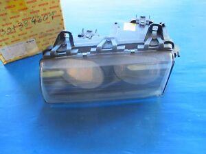 Headlight Dual Optical Left Bosch For BMW Series 3 E36 09/90- > 09/94