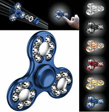 18 ball Fidget Spinner Metal Hand Spinner EDC Fingertip Gyro Anti-Stress Toy P1