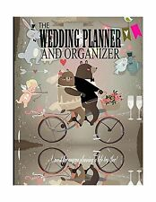The Wedding Planner and Organizer: Bears Wedding Planner Book W. Free Shipping