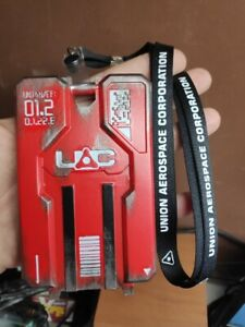 DOOM Eternal - RED KeyCard - Card holder Exact replica (game gamer gift ps4 xbox