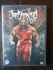 DVD JUDGMENT DAY 2008 - SILVER VISION (4I)