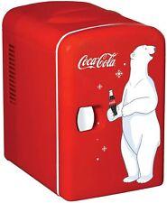 COCA COLA KWC4 4 LITRI/6 può Frigo Portatile/Mini Cooler per prodotti alimentari, bevande