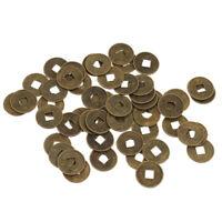 Monete cinesi della fortuna Monete Feng Shui per la salute Portafortuna