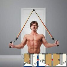 11Pcs/Set Latex Tube Resistance Bands Yoga Fitness Gym Exercise Pull Rope