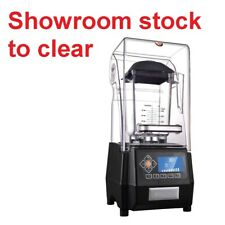 Showroom Stock - 1800W Commerical Blender LCD display 2 Liter Jug included