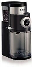 Burr Coffee Grinder Electric Coffee Grinder Grind Size Cup Selection 7oz Black