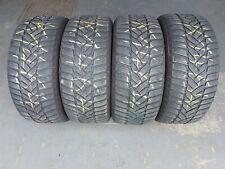 4 Stück 4x 275 45 20 110V 6mm Dunlop Grandtrek WT M3 Winter Winterreifen