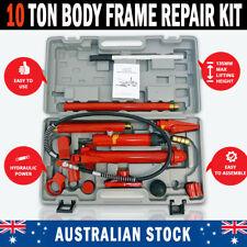 NEW 10 Ton Porta Power Hydraulic Jack Body Frame Repair Kit Auto Shop Tool Heavy