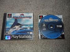 Juego De Pesca Deportiva en caja de agua salada para la consola Sony PlayStation 1 (PS1)