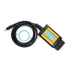 OBD2 USB Auto Car Diagnostic Fault Scanner Code Reader Cable For Ford Focus New