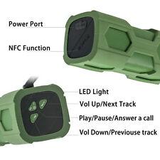 Waterproof Wireless Bluetooth Speaker SUPER BASS NFC ShockProof for cell phone