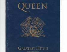CD QUEEN greatest hits HOLLAND 1991 EX