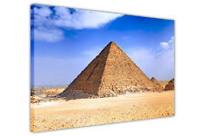 ANCIENT PYRAMIDS OF EGYPT CANVAS ART PICTURES WALL PRINTS HOME DECORATION POSTER