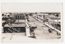 RPPC,Atkinson,Nebraska,Main Street,Birds Eye View,Holt Co.Wilson Photo,Used,1917