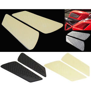 Tank Traction Side Pad Fuel Knee Grip Protector For DUCATI 748 749 996 998 999