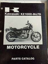 Kawasaki KZ1000-B:LTD USED Service Manual 99960-0003-01