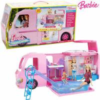 Barbie dreamcamper camper dei sogni mattel con barbie in omaggio