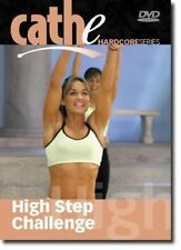 CATHE FRIEDRICH HARDCORE SERIES HIGH STEP CHALLENGE DVD NEW SEALED WORKOUT