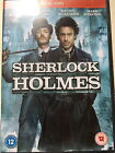 Robert Downey Jr Jude Law Sherlock Holmes ~ 2009 AccióN Aventura GB DVD