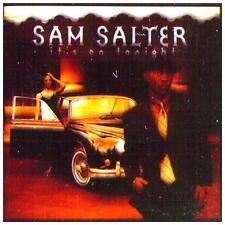 Salter, Sam - It's on Tonight - Salter, Sam CD New Sealed R+B 1997