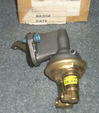NOS Fuel Pump 1984 1985 Ford Tempo Mercury Topaz New Old Stock Part 84-85