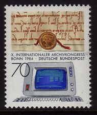 W Alemania 1984 archivo Congreso Bonn Sg 2070 Mnh