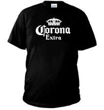 """T-SHIRT """"CORONA EXTRA"""" ultras maglia calcio beer polo felpa maglietta maglia NE"""