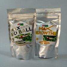 10 balls Bio Ball & 33g Growth Food- Aquarium Crystal Red Shrimp Cherry Bee CRS