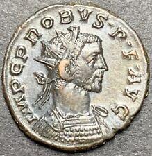 EXCELLENT - Probus AE Silvered Antoninianus. (276-282CE).