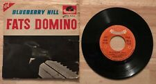RARE FRENCH EP FATS DOMINO BLUEBERRY HILL