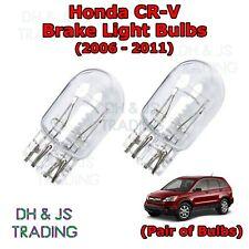 (06-11) Honda CR-V Brake Light Bulbs Stop / Tail Capless Twin Filament Bulb CRV