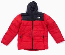 $495 The North Face Kid Boys Red Insulated Puffer Down Triclimate Jacket Coat XL
